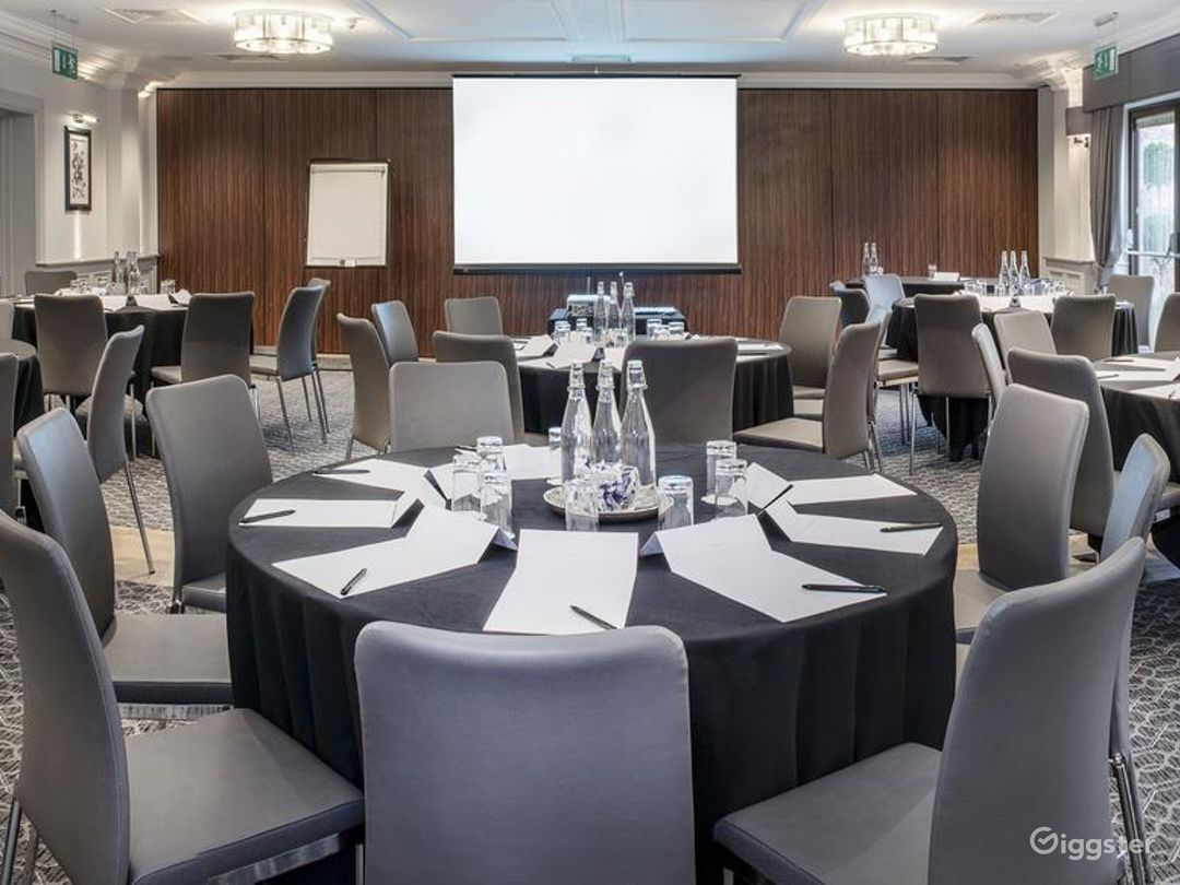 Spacious Event Space for up to 150 people in Oxford Photo 1