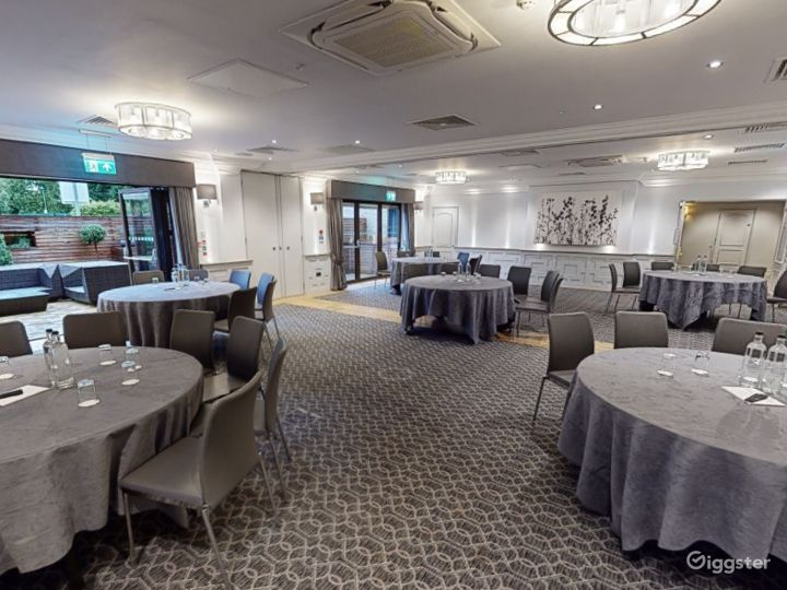 Spacious Event Space for up to 150 people in Oxford Photo 3