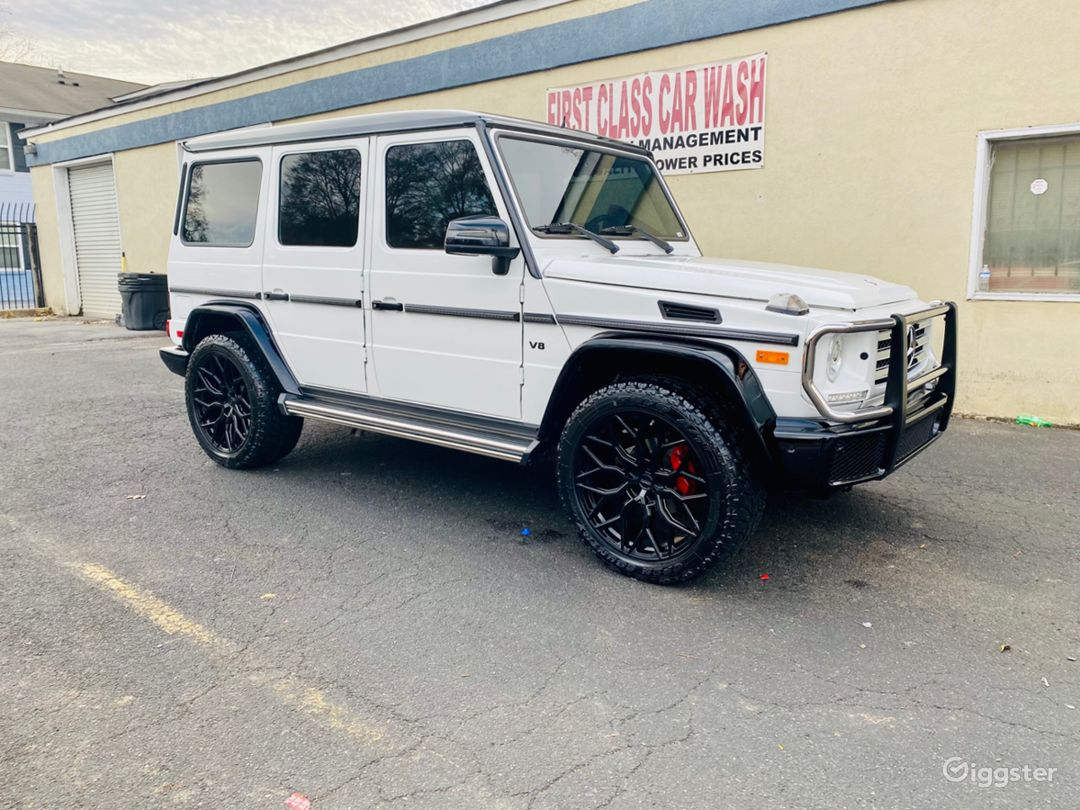 Mercedes-Benz G-Wagon  Ultimate in Luxury Photo 1
