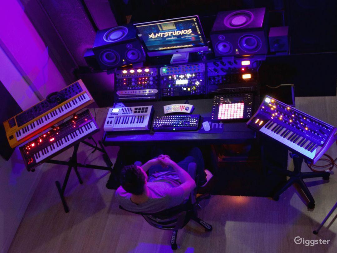 Grammy week recording studio special Photo 4