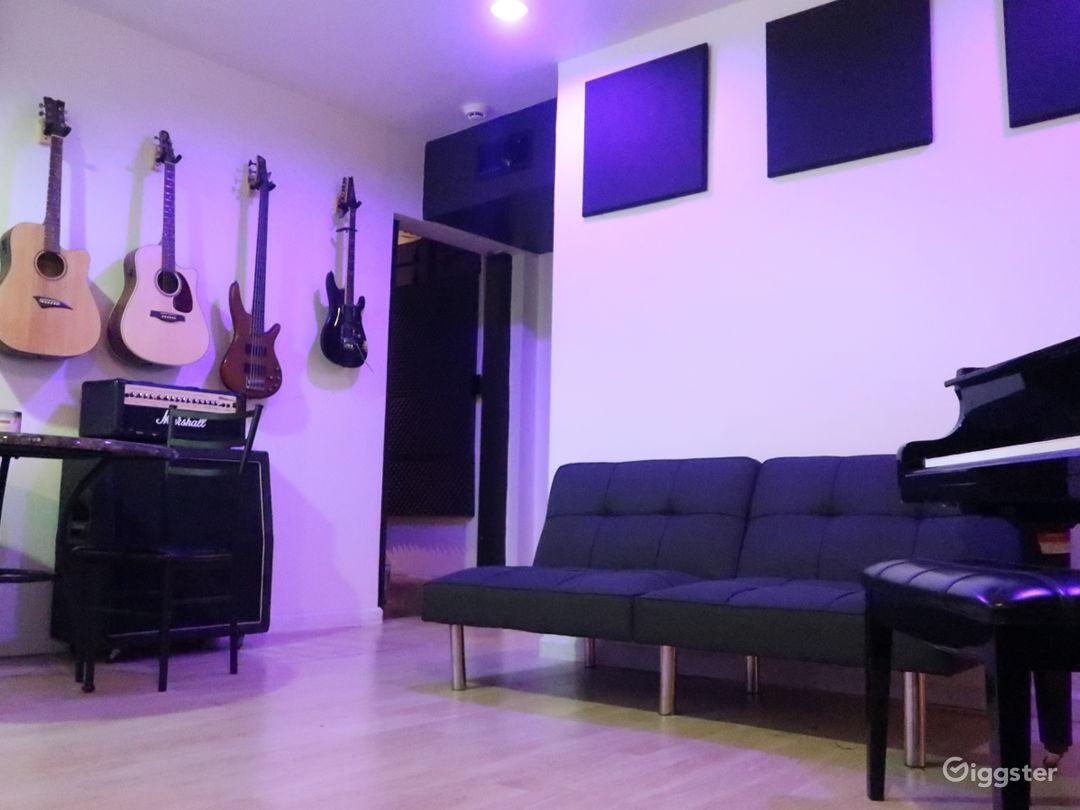 Grammy week recording studio special Photo 1