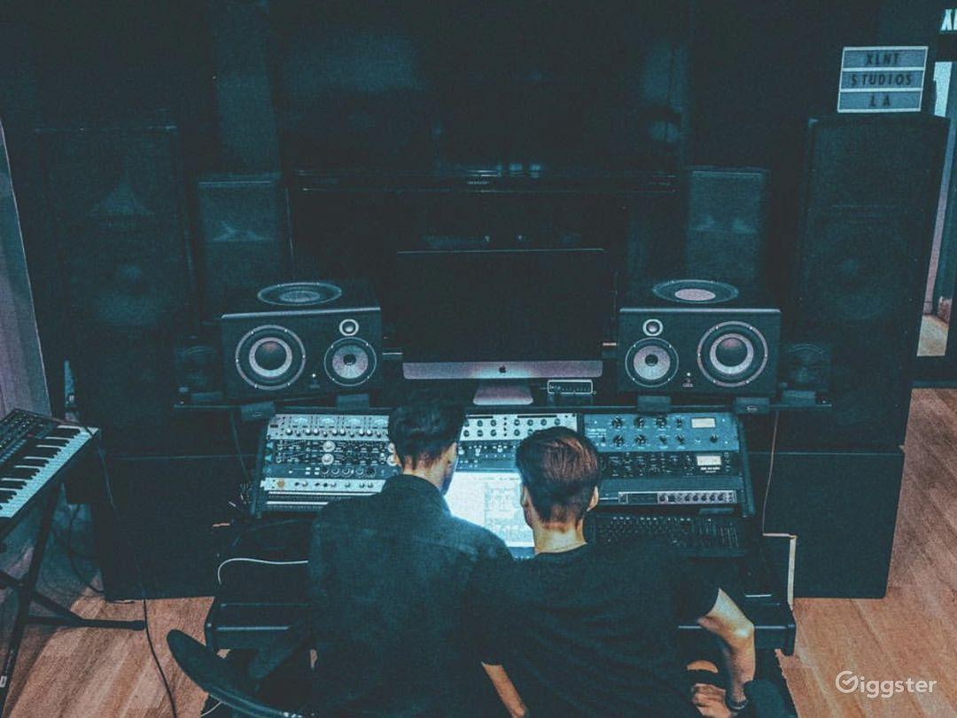 Grammy week recording studio special Photo 5