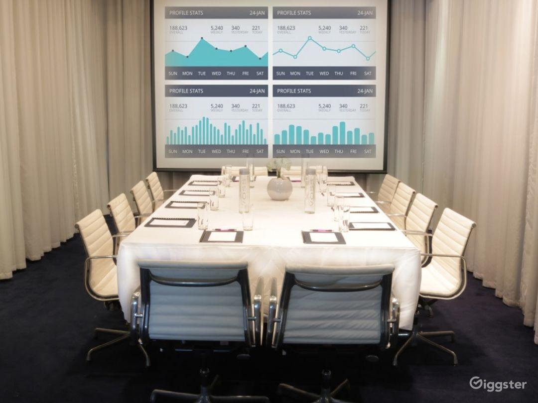 Conference Room in Miami Beach Photo 1