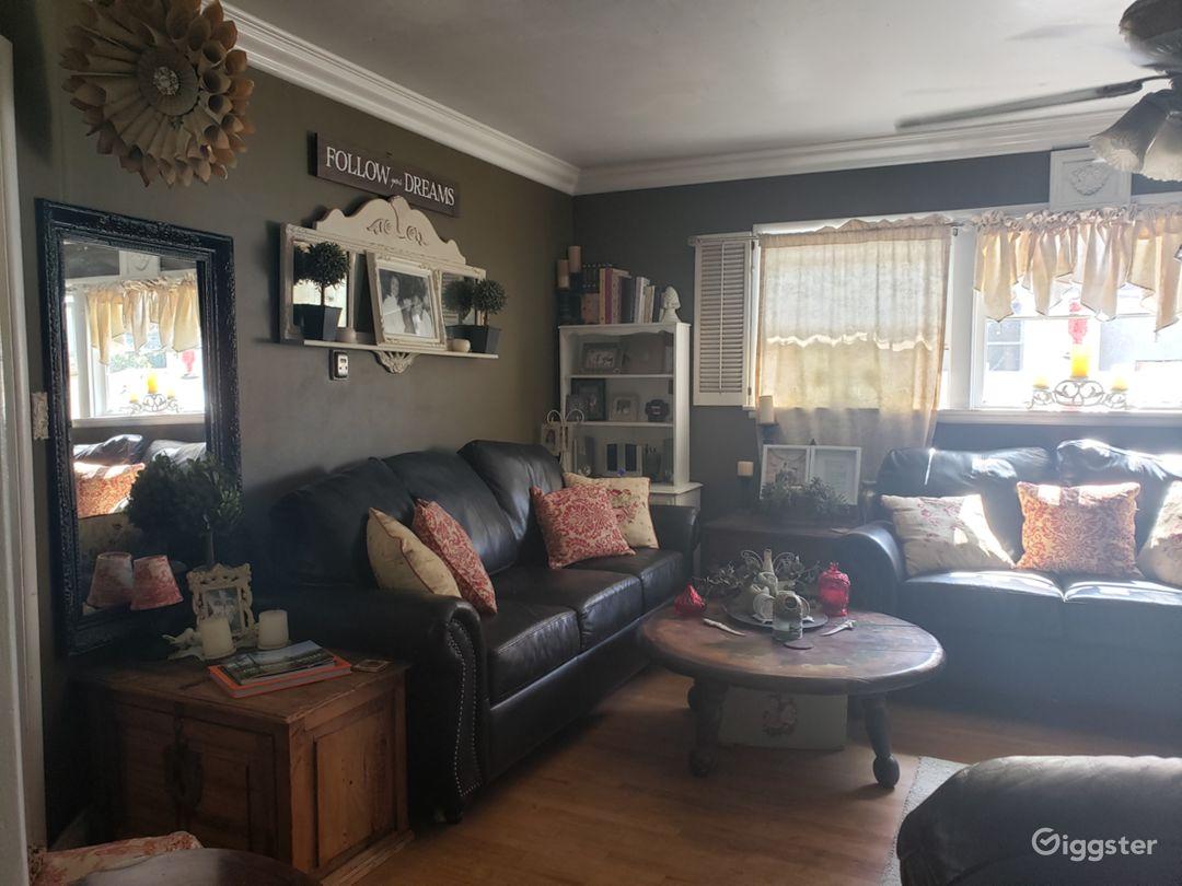 Living room! (A)