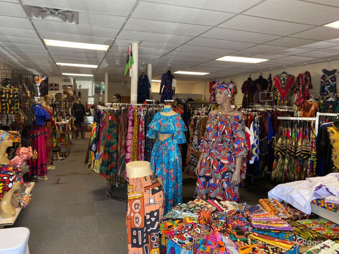 Authentic African Apparel Boutique Photo 1