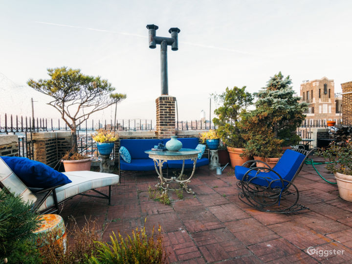 NYC Penthouse with rooftop: Location 5256 Photo 4