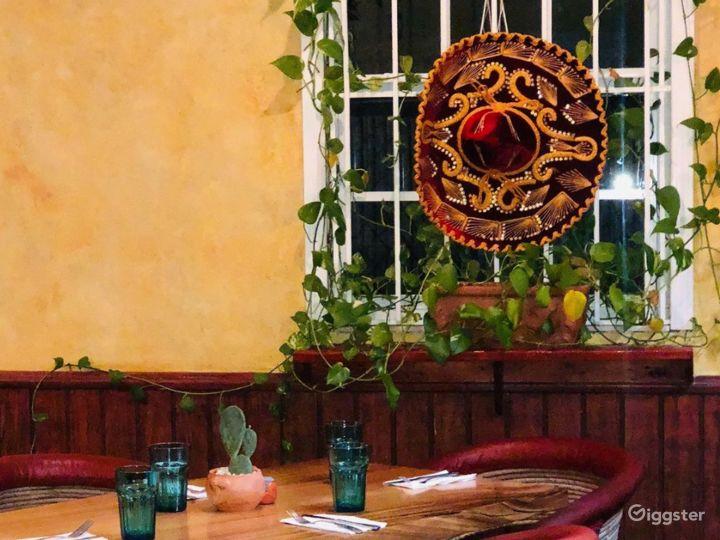 Authentic Indoor Restaurant in West Palm Beach