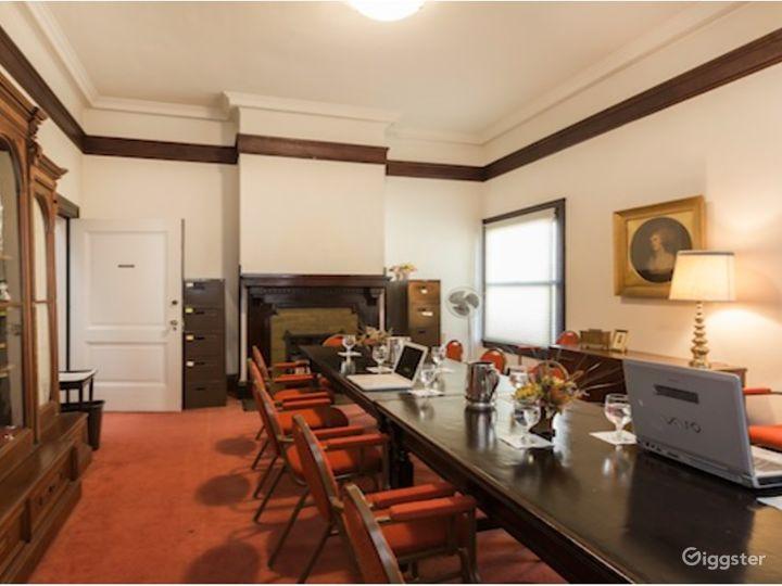 Spacious Board Room in San Francisco Photo 2