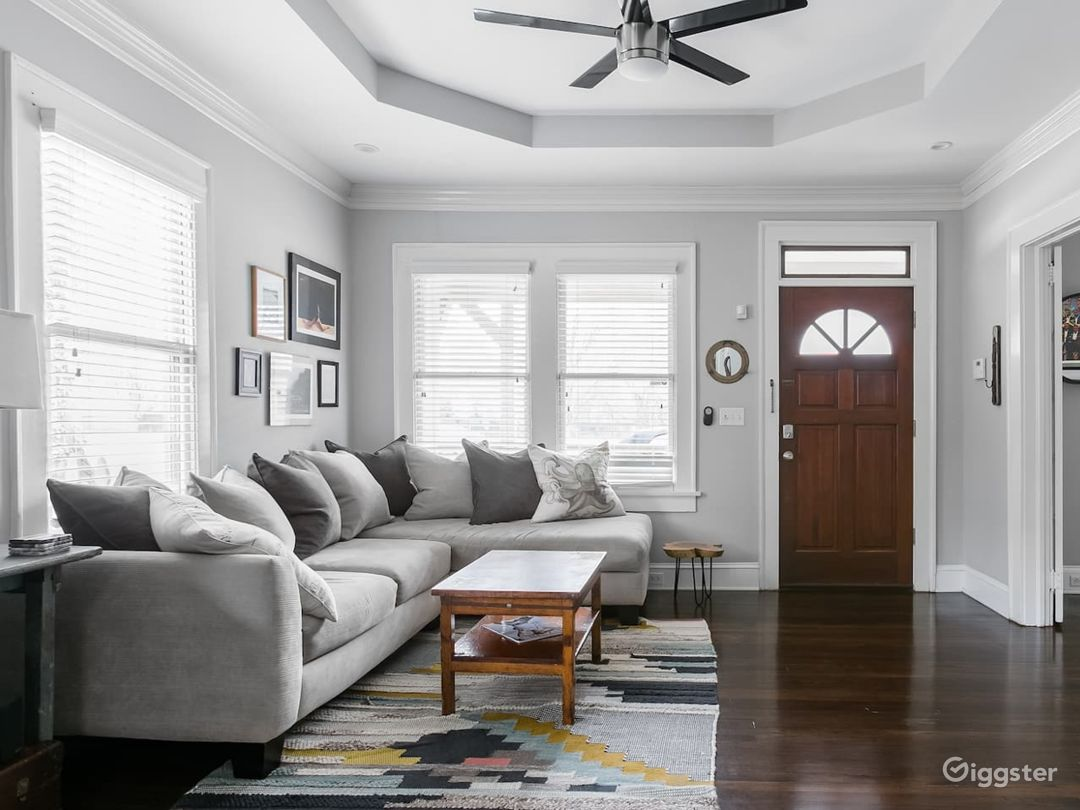 Luxe Renovated 1920s Bungalow in Candler Park Photo 1