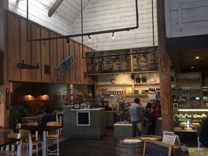 Cozy Café in Encino