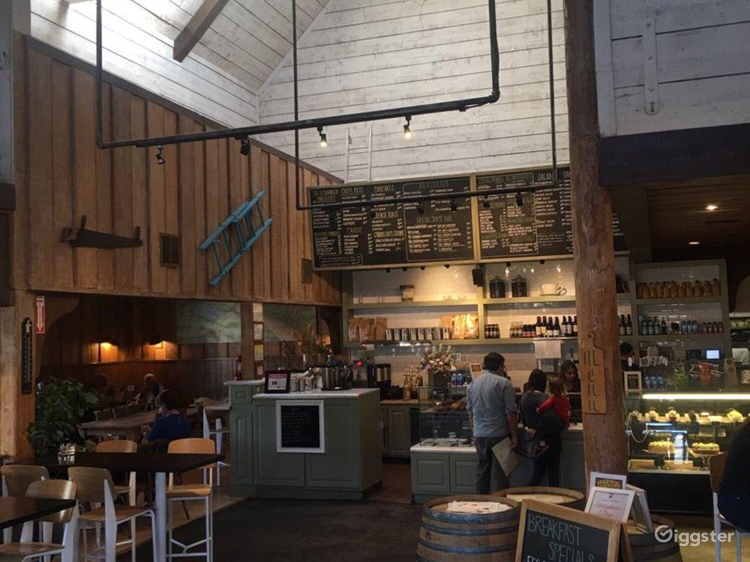 Cozy Café in Encino Photo 1