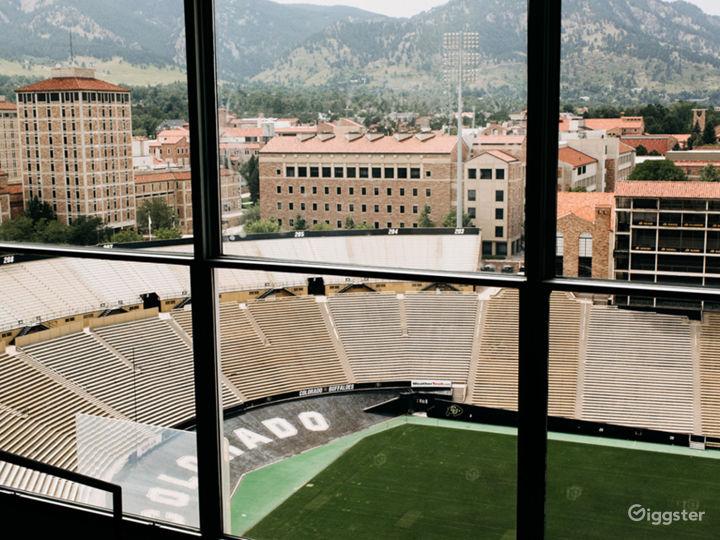 Triple Stadium Suite Photo 2