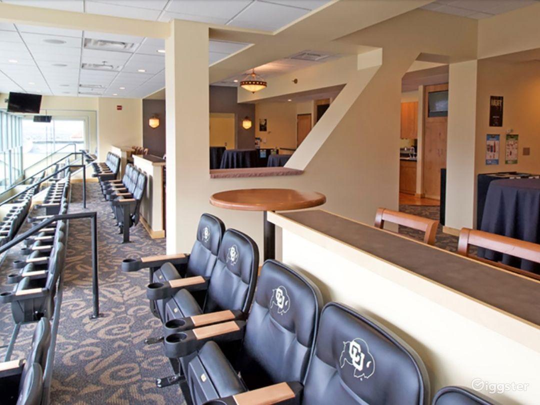 Triple Stadium Suite Photo 1