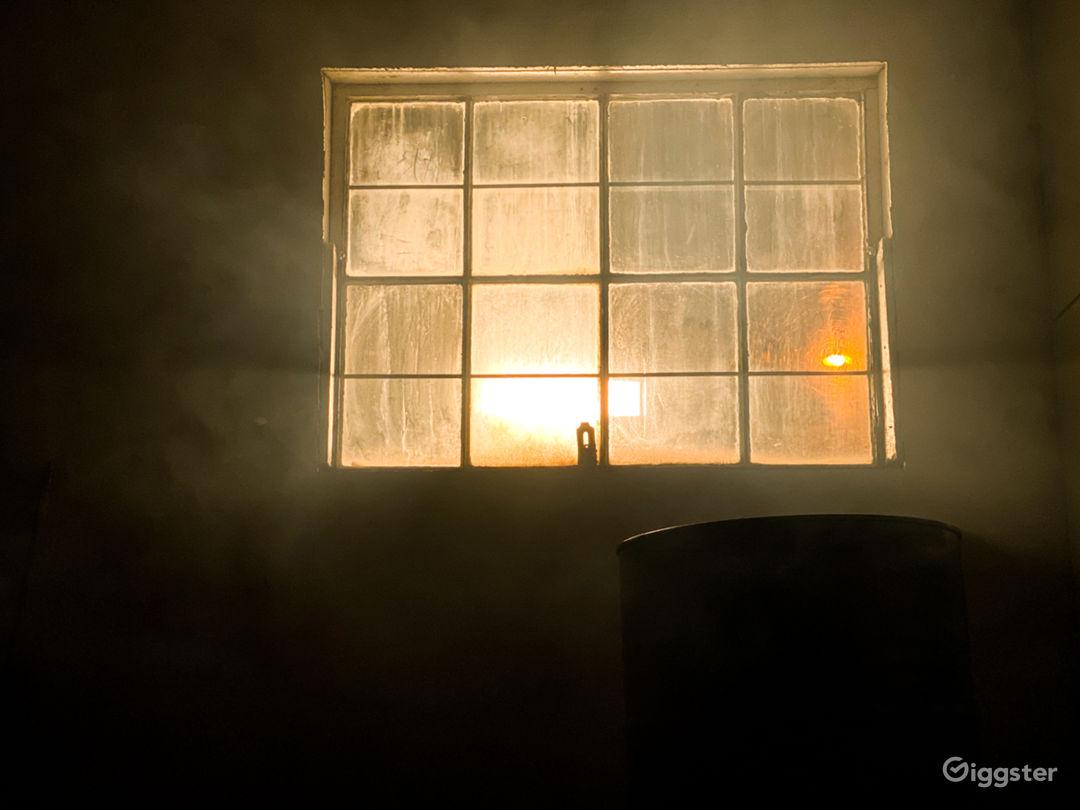 Open Industrial Film Studio Warehouse Photo 5