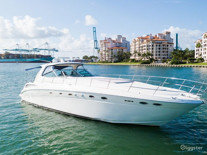 Opulent 54ft SEA RAY DUFFY'S Party Yacht Space Events Photo 4