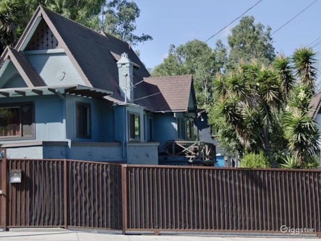 Unique 1921 Home and Recording Studio Photo 1
