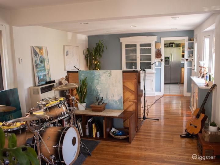 Unique 1921 Home and Recording Studio Photo 2