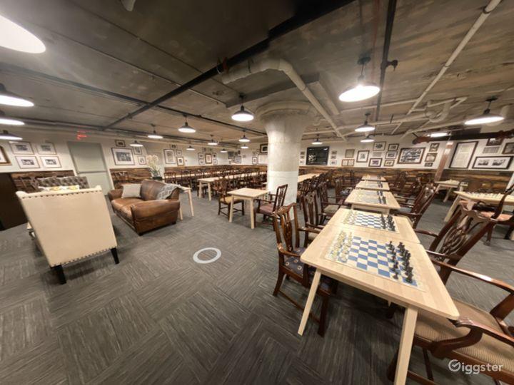 Buy Out Rental - Basement Club Hall + The Mezzanine Nook  Photo 3
