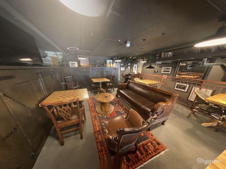 Buy Out Rental - Basement Club Hall + The Mezzanine Nook  Photo 2