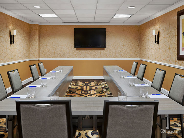 Private Spot for your meetings