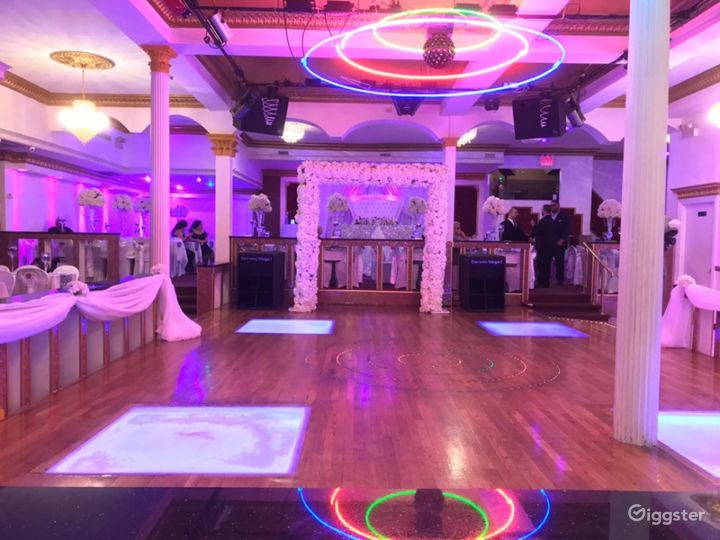 Spacious and Customizable Events Venue in Bronx