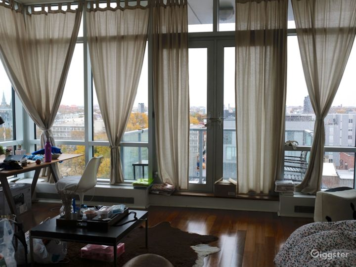 Modern 3BR Penthouse in Brooklyn Photo 3