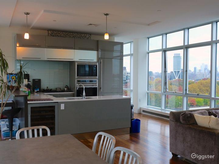 Modern 3BR Penthouse in Brooklyn Photo 4