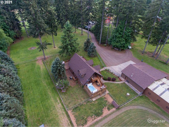 Well Maintained Farm House in Washington  Photo 2