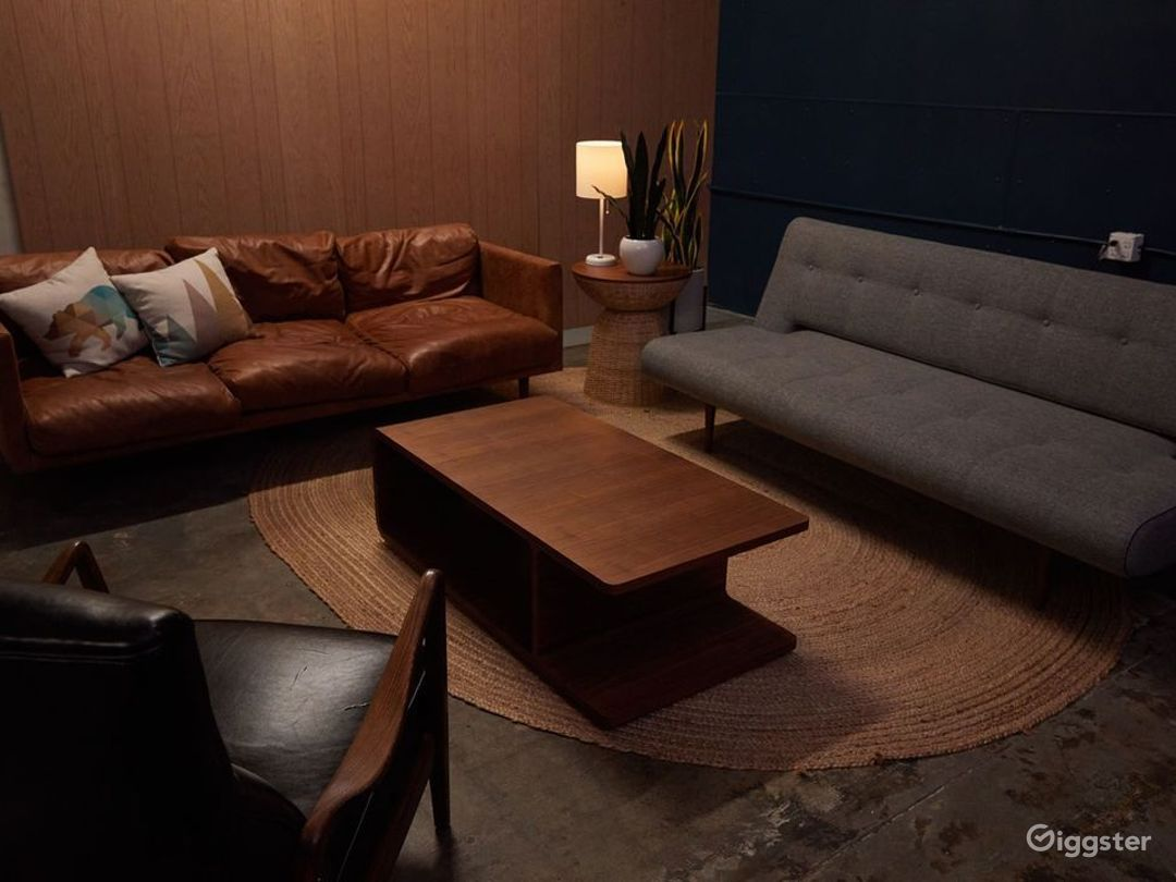 Cozy Living Room Couch Set Photo 1