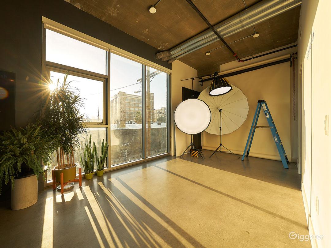 Art's District Corner Unit with LARGE WINDOWS Photo 1