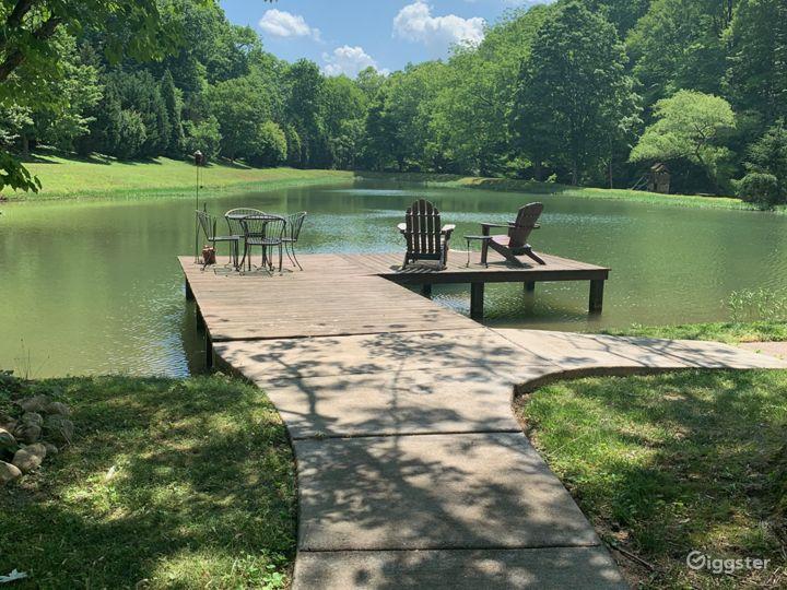 Lakehouse Retreat/Patten Pond
