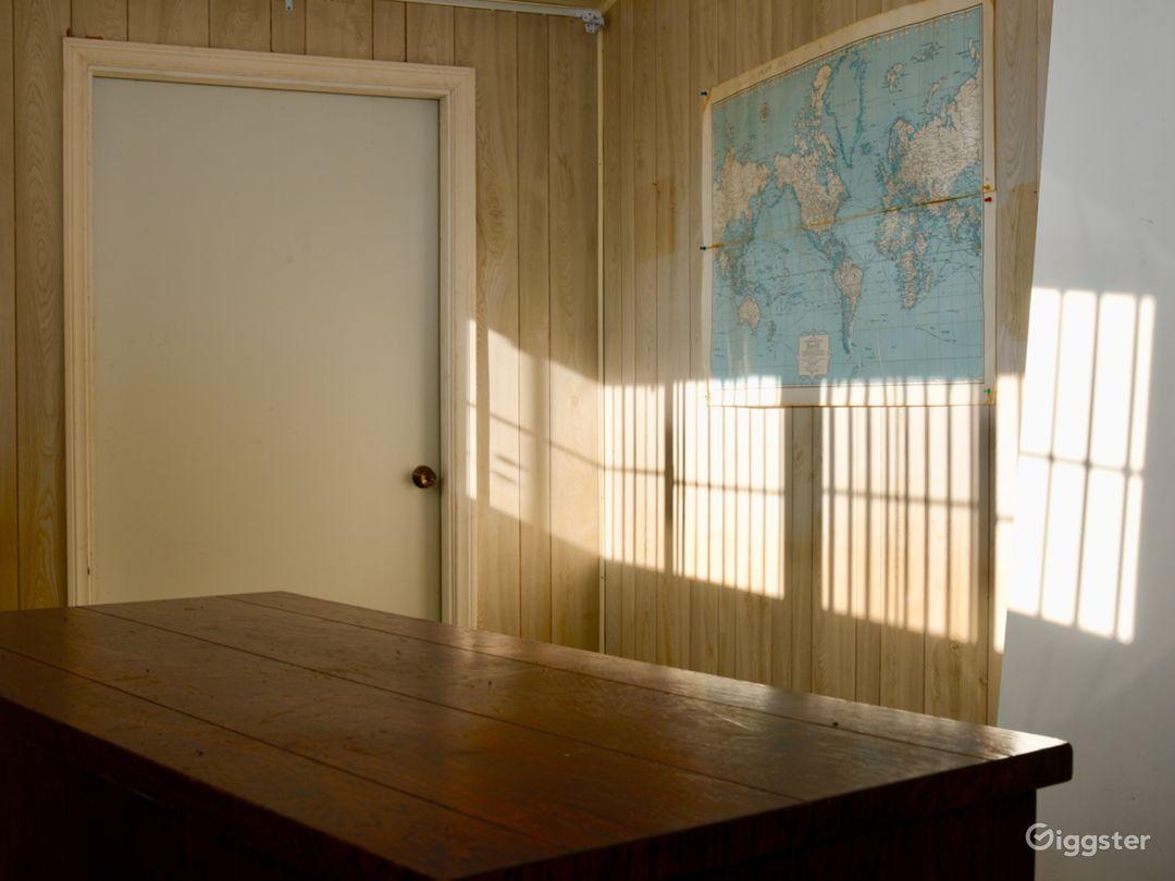 Abandoned Venice Horror Church + Modern Office Photo 3