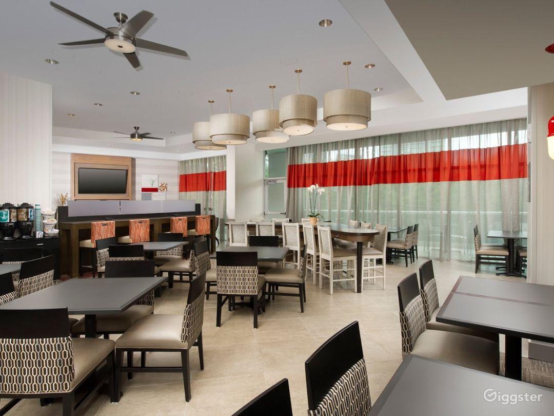 An Exquisite Restaurant in Miami Photo 1