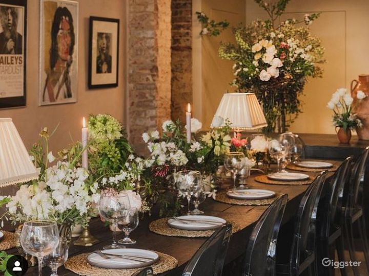 All In One Private Dining and Gallery in London