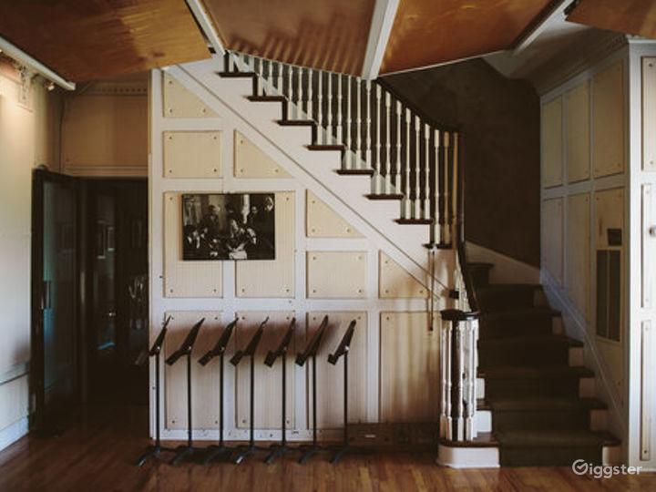 Historic Castle Recording Studio B in Franklin Photo 2