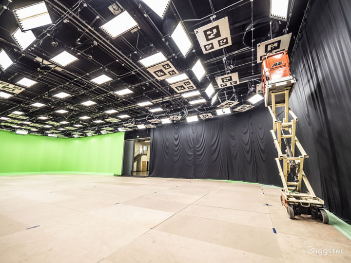 Beautiful Sound Stage Facility