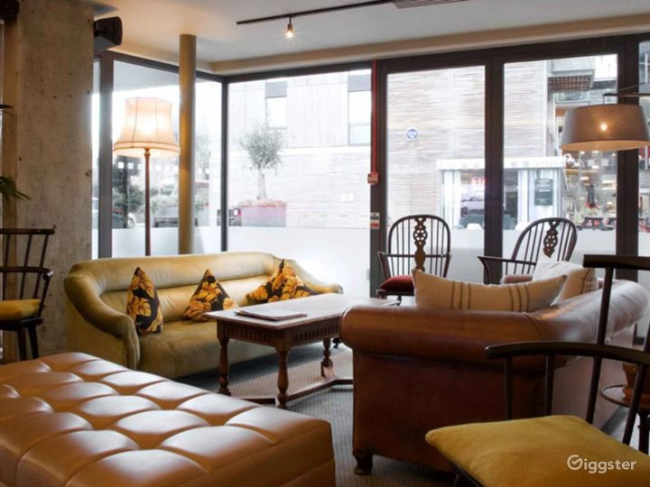 Charming and Cozy Lounge in London Photo 4