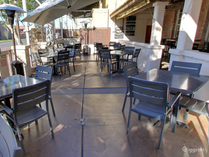 Outside Patio Dining in Tempe Photo 5