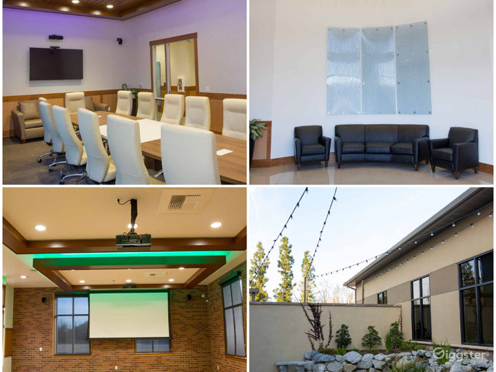 Modern and Elite Wedding Buy-out Venue in Fresno Photo 2