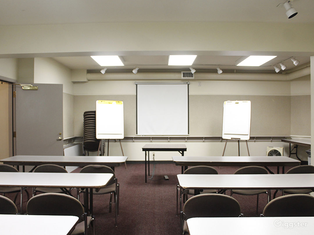 Two Intimate Meeting Rooms within Historic Oakland Park Photo 1