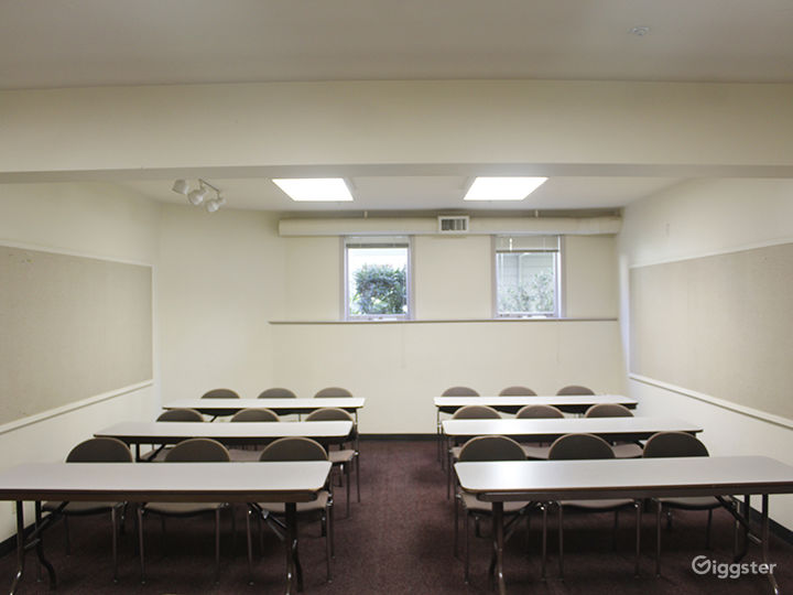 Two Intimate Meeting Rooms within Historic Oakland Park Photo 2