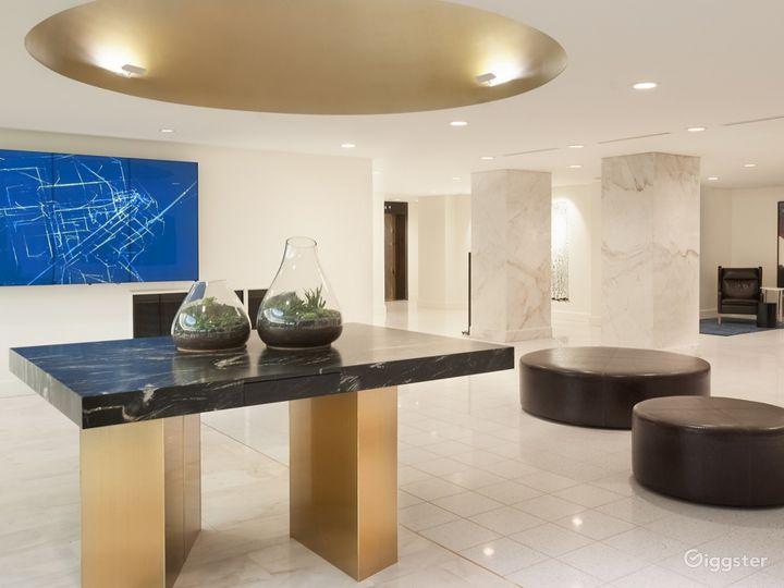 Newly Designed Lobby Blocks from Union Square Photo 2