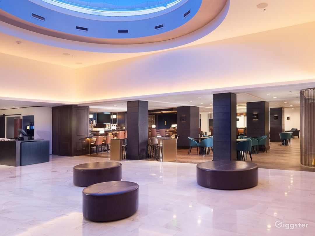 Newly Designed Lobby Blocks from Union Square Photo 1