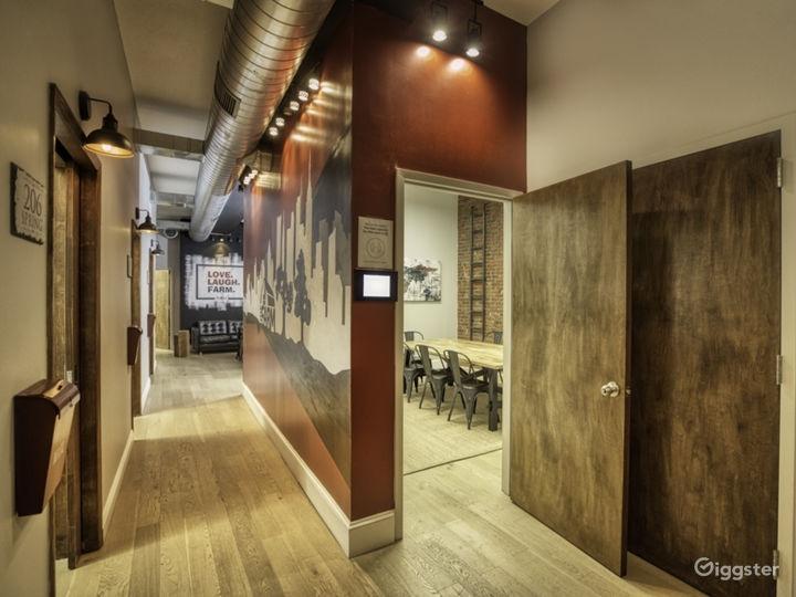Soho East Meeting Room Photo 2