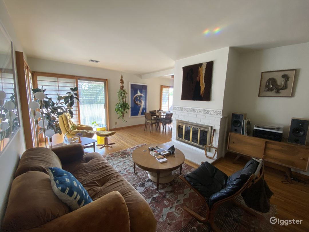 70s California Home with Japanese Accents Photo 1