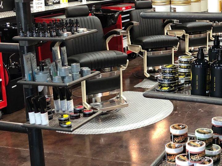 Industrial Style Barbershop Photo 5
