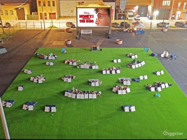 The Lawn Theater Photo 5