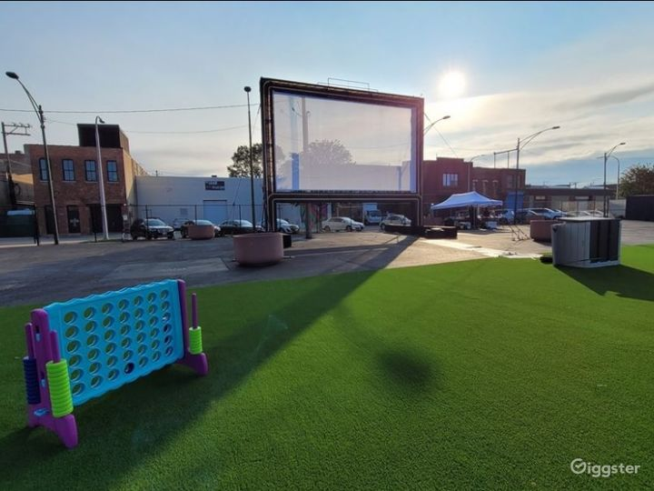 The Lawn Theater