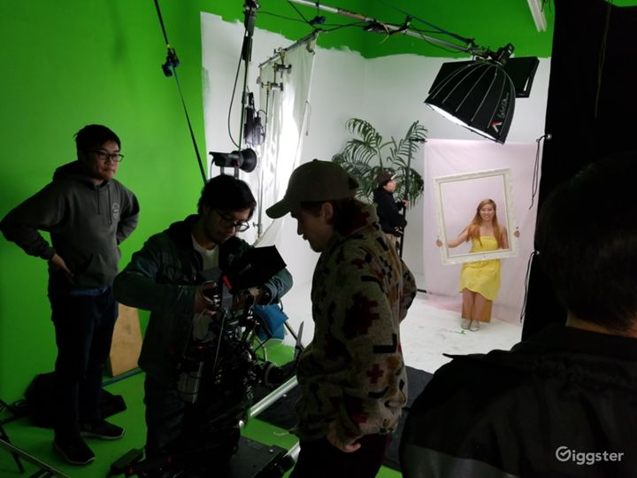YouTube studio A with hundreds of sets and props Photo 3