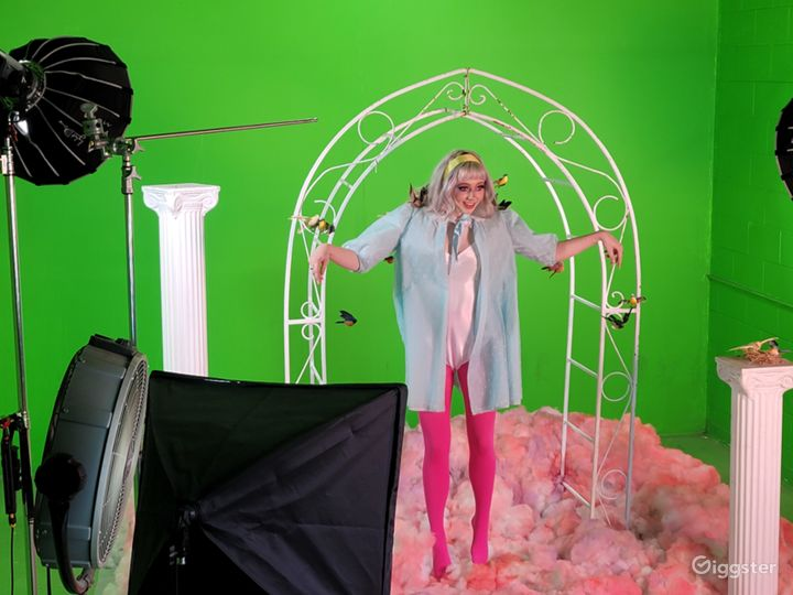 YouTube studio A with hundreds of sets and props Photo 4